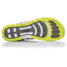 Altra Superior 4 Buty do biegania Mężczyźni, gray/lime